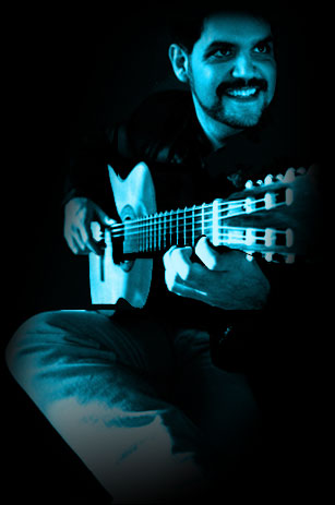 Ricardo Cobo - Classical Guitar Professional and Teacher in Las Vegas