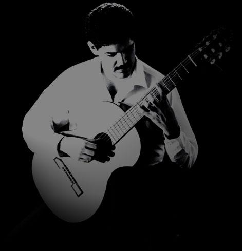 Ricardo Cobo Classical Guitarist