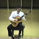 Ricardo Cobo performs Da Milano Fantasies