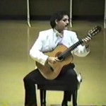Ricardo Cobo performs Gigue & Double: J.S. Bach BWV997