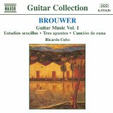 Leo Brouwer Guitar Music