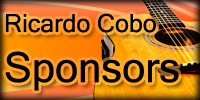Ricardo Cobo Sponsors